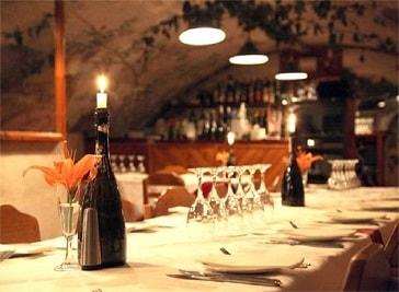 La Caverna Restaurant Dorchester